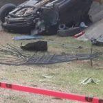 Fatal accidente. Un muerto, camino a Pueblo de las Flores