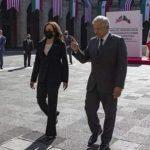 """""""Fui muy directa"""": Kamala Harris externó a AMLO preocupación por corrupción e impunidad en México"""